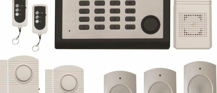 Acheter alarme maison sans fil